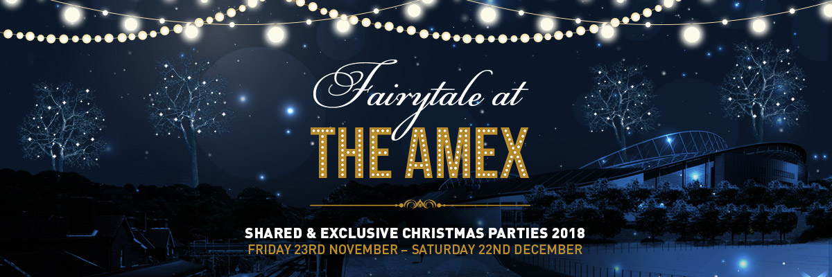 Fairytale at the Amex Christmas parties 2018 - Gallery