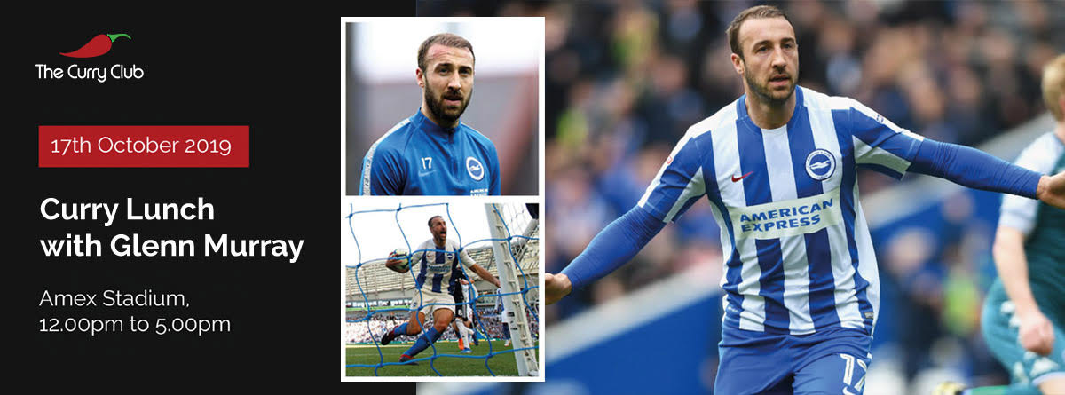 Curry Lunch with Glenn Murray