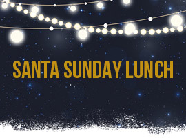 Santa Sunday Lunches